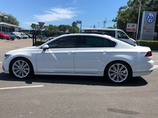 2015 Volkswagen Passat 3C (B8) MY16 140TDI DSG Highline White 6 Speed Sports Automatic Dual Clutch