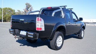 2009 Ford Ranger PK XLT Crew Cab Black 5 Speed Manual Utility