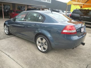 2010 Holden Berlina VE MY10 Blue 6 Speed Sports Automatic Sedan