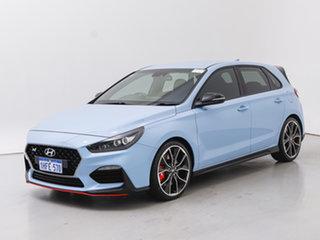 2018 Hyundai i30 PDE N Performance Blue 6 Speed Manual Hatchback.
