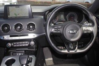 2019 Kia Stinger CK MY20 GT Fastback Orange 8 Speed Sports Automatic Sedan