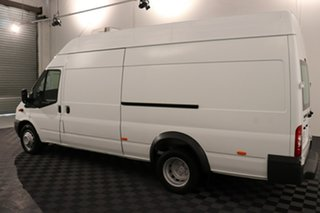 2009 Ford Transit VM High Roof White 6 speed Manual Van