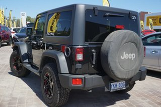 2015 Jeep Wrangler JK MY2015 Sport Black 5 Speed Automatic Softtop