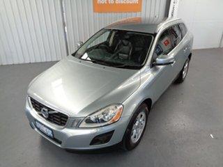 2010 Volvo XC60 DZ MY11 Geartronic AWD Grey 6 Speed Sports Automatic Wagon
