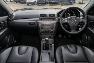 2007 Mazda 3 BK1032 SP23 Black 6 Speed Manual Sedan