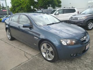 2010 Holden Berlina VE MY10 Blue 6 Speed Sports Automatic Sedan.