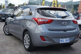 2015 Hyundai i30 GD3 Series II MY16 Active Silver 6 Speed Sports Automatic Hatchback