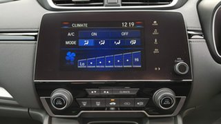 2020 Honda CR-V RW MY21 VTi FWD Lunar Silver 1 Speed Automatic Wagon
