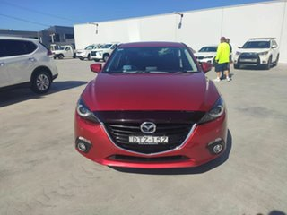 2013 Mazda 3 BM5236 SP25 SKYACTIV-MT GT Red 6 Speed Manual Sedan