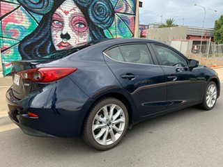 2014 Mazda 3 BM5236 SP25 SKYACTIV-MT Blue 6 Speed Manual Sedan.