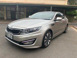 2013 Kia Optima TF MY13 Platinum Silver 6 Speed Sports Automatic Sedan