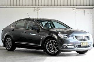 2017 Holden Calais VF II MY17 Grey 6 Speed Sports Automatic Sedan.