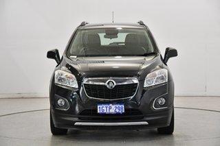 2015 Holden Trax TJ MY15 LTZ Black 6 Speed Automatic Wagon.