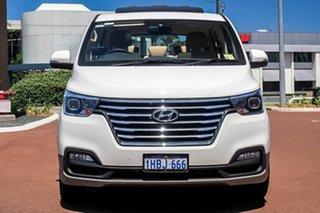 2020 Hyundai iMAX TQ4 MY20 Elite Creamy White 5 Speed Automatic Wagon.