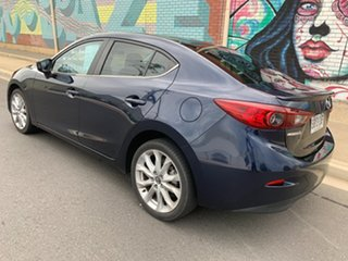 2014 Mazda 3 BM5236 SP25 SKYACTIV-MT Blue 6 Speed Manual Sedan