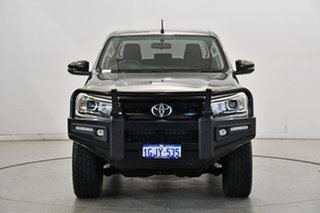 2017 Toyota Hilux GUN126R SR5 Double Cab 1GD4349512 6 Speed Manual Utility.