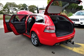 2014 Holden Commodore VF MY14 SS V Sportwagon Red 6 Speed Sports Automatic Wagon