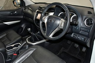 2017 Nissan Navara D23 S2 ST-X King Cab Silver 6 Speed Manual Utility