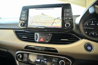 2018 Hyundai i30 PD MY18 Elite D-CT Blue 7 Speed Sports Automatic Dual Clutch Hatchback