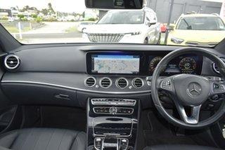 2016 Mercedes-Benz E-Class W213 E200 9G-Tronic PLUS Silver 9 Speed Sports Automatic Sedan