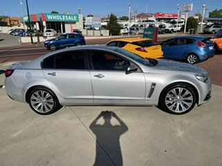 2014 Holden Calais VF MY14 Silver 6 Speed Sports Automatic Sedan