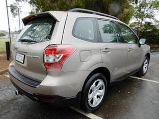 2014 Subaru Forester S4 MY14 2.5i Lineartronic AWD Burnished Bronze 6 Speed Constant Variable Wagon.