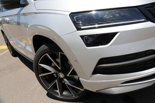 2020 Skoda Karoq NU MY21 140TSI DSG AWD Sportline 8e8e 7 Speed Sports Automatic Dual Clutch Wagon.