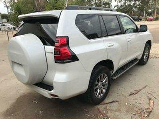 2019 Toyota Landcruiser Prado Prado Kakadu 2.8L T Diesel Automatic Wagon 4277430 003 Crystal Pearl