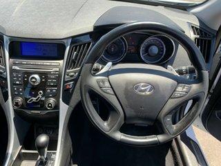 2010 Hyundai i45 YF Premium White 6 Speed Sports Automatic Sedan