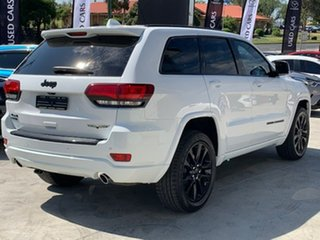 2018 Jeep Grand Cherokee WK MY18 Blackhawk White 8 Speed Sports Automatic Wagon.