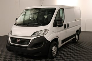 2020 Fiat Ducato Series 6 Low Roof SWB Comfort-matic White 6 speed Automatic Van.