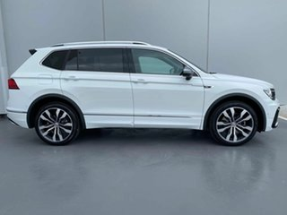 2020 Volkswagen Tiguan 5NA MY20 Allspace 162 TSI Highline 2r2r 7 Speed Auto Direct Shift Wagon.