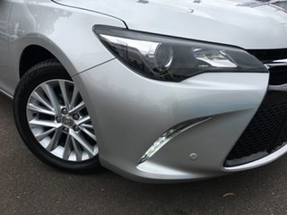 2016 Toyota Camry ASV50R Atara SL Billet Silver 6 Speed Sports Automatic Sedan.