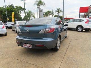 2011 Mazda 3 Maxx Sport Blue Automatic Sedan.