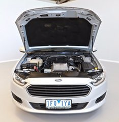 2015 Ford Falcon FG X Ute Super Cab Silver 6 Speed Sports Automatic Utility