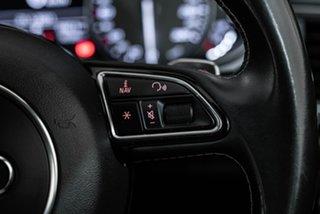 2012 Audi S6 4G MY13 S Tronic Quattro Black 7 Speed Sports Automatic Dual Clutch Sedan