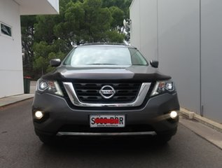 2017 Nissan Pathfinder R52 Series II MY17 Ti X-tronic 2WD Grey 1 Speed Constant Variable Wagon