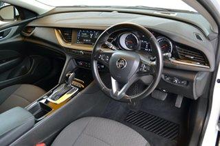 2019 Holden Commodore ZB MY19 LT Liftback White 9 Speed Sports Automatic Liftback.