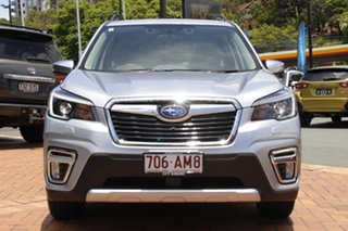 2020 Subaru Forester S5 MY21 2.5i-S CVT AWD Ice Silver 7 Speed Constant Variable Wagon