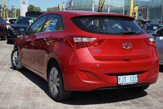 2013 Hyundai i30 GD Elite Brilliant Red 6 Speed Sports Automatic Hatchback
