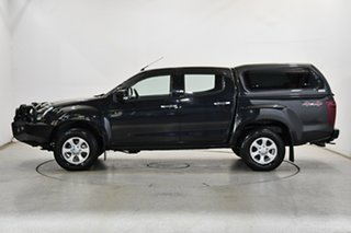 2018 Isuzu D-MAX MY18 LS-M Crew Cab Black 6 Speed Sports Automatic Utility.