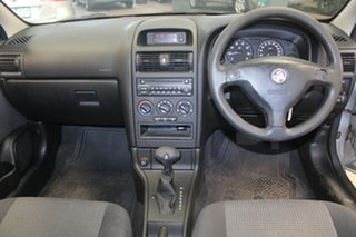 2005 Holden Astra TS Classic Silver 4 Speed Automatic Sedan