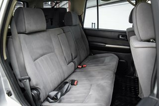 2013 Nissan Patrol Y61 GU 9 ST Silver 4 Speed Automatic Wagon