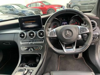 2016 Mercedes-Benz C-Class W205 807MY C43 AMG 9G-Tronic 4MATIC Grey 9 Speed Sports Automatic Sedan