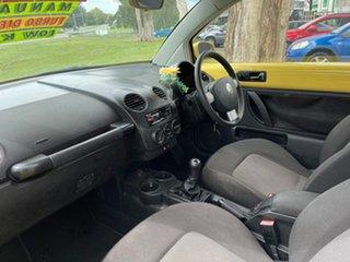 2006 Volkswagen Beetle 9C MY2006 TDI Coupe 5 Speed Manual Liftback