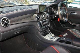 2014 Mercedes-Benz CLA-Class C117 CLA45 AMG SPEEDSHIFT DCT 4MATIC White 7 Speed