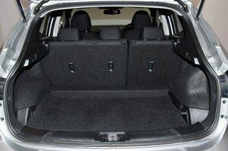 2017 Nissan Qashqai J11 TS Silver 1 Speed Constant Variable Wagon