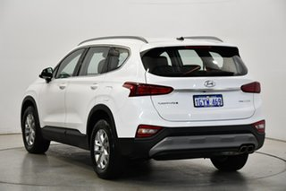 2020 Hyundai Santa Fe TM.2 MY20 Active White Cream 8 Speed Sports Automatic Wagon