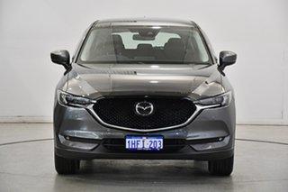 2019 Mazda CX-5 KF4W2A Maxx SKYACTIV-Drive i-ACTIV AWD Sport Grey 6 Speed Sports Automatic Wagon.