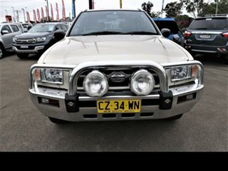 1999 Nissan Pathfinder ST (4x4) Gold 4 Speed Automatic 4x4 Wagon